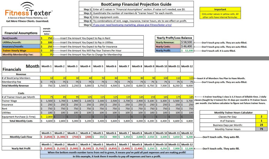 bootcamp-financial-forecast-excel-spreadsheet